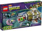 79121 LEGO® Teenage Mutant Ninja Turtles™ A teknőc búvárhajós üldözés