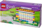 850581 LEGO® Kiegészítők Friends öröknaptár
