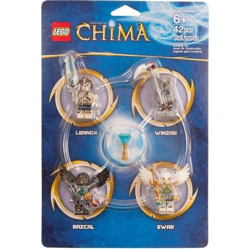 850779 LEGO® Minifigurák Legends of Chima™ Kiegészítő készlet