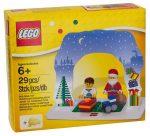 850939 LEGO® Szezonális készletek Mikulás szett