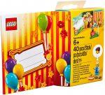 853906 LEGO® Kiegészítők LEGO® Születésnapi üdvözlőlap