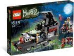 9464 LEGO® Monster Fighters A vámpír kocsija
