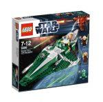 9498 LEGO® Star Wars™ LEGO STAR WARS Saesee Tiin's Jedi Starfighter