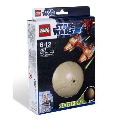 9678 LEGO® Star Wars™ Twin-pod Cloud Car & Bespin