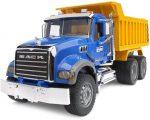 Bruder 02815 MACK Granite billenős teherautó