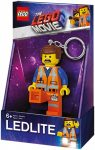 LGL-KE145 LEGO® The LEGO® Movie™ Ledes kulcstartó Emmet