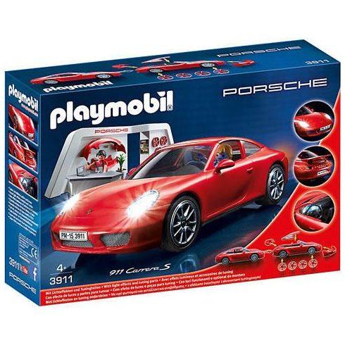 Playmobil City Action 3911 Porsche 911 Carrera S