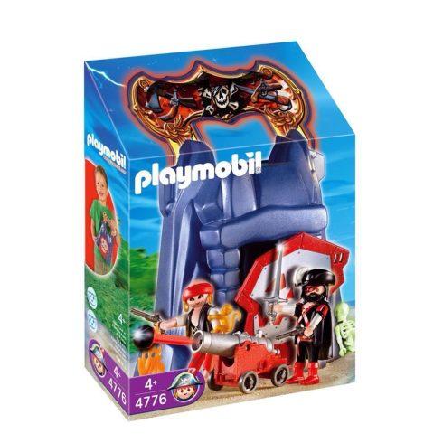 Playmobil Pirates 4776 Hordozható kalózsziget