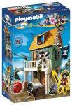 Playmobil 4796 Ruby a kalóztanyán