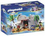 Playmobil 4797 Kincses kalózbarlang