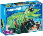 Playmobil 4803 Óriás cet kisértetcsontváza
