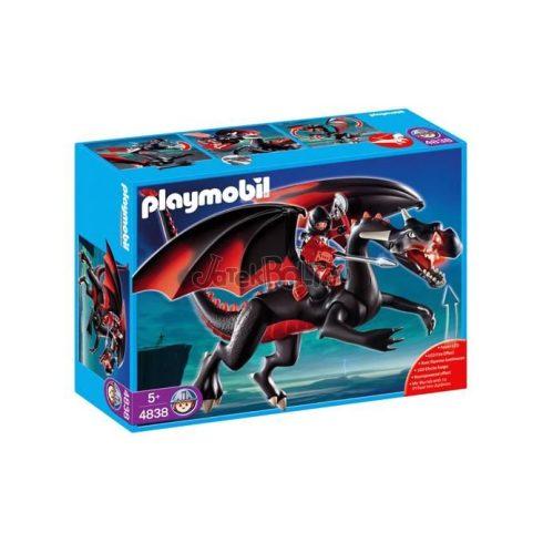 Playmobil Dragons 4838 Lángtorok az óriás sárkány