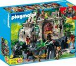 Playmobil 4842 Kincses templom őrökkel