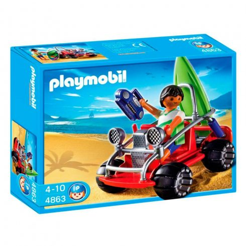Playmobil Summer Fun 4863 Strand buggy