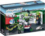 Playmobil 4880 Gengszter laboratórium multifunkciós zseblámpával
