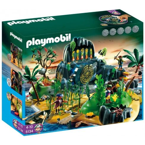 Playmobil Pirates 5134 Kalandos barlang