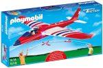 Playmobil 5218 Elhajítható siklórepülő - Fehér csillag