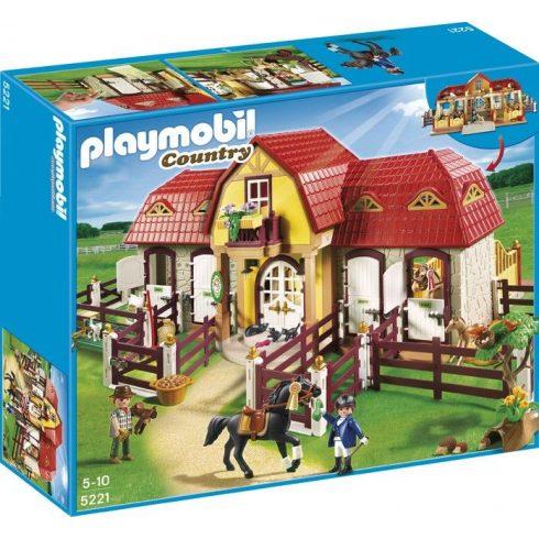 Playmobil Country 5221 Nagy lovarda