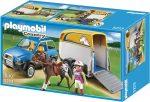 Playmobil 5223 Farm lószállító