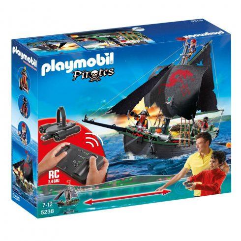 Playmobil Pirates 5238 Kalózhajó vízalatti motorral