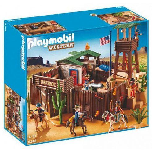 Playmobil Western 5245 Nagy Western erőd