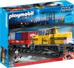 Playmobil 5258 Tehervonat
