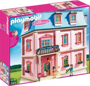 7d004381fb Playmobil 5303 Romantikus babaház