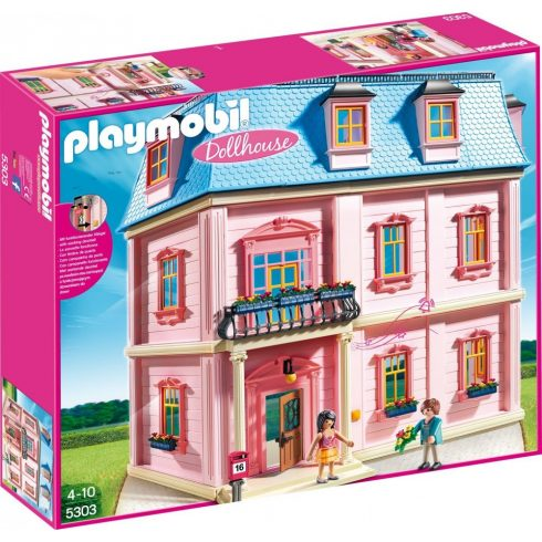 Playmobil Dollhouse 5303 Romantikus babaház