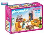 Playmobil 5308 Babaház - Nappali kandallóval