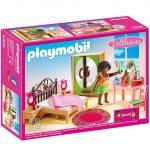 Playmobil 5309 Babaház - Hálószoba fésülködő asztallal