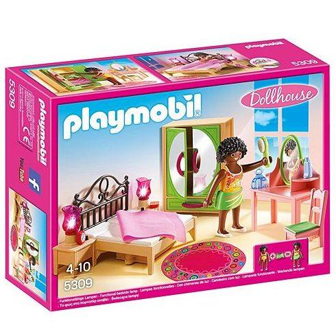 Playmobil Dollhouse 5309 Babaház - Hálószoba fésülködő asztallal