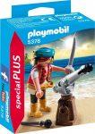 Playmobil 5378 Kalóz ágyuval