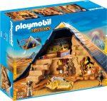 Playmobil 5386 A fáraó piramisa