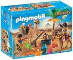 Playmobil 5387 Sírrablók tábora