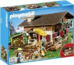 Playmobil 5422 Alpesi házikó