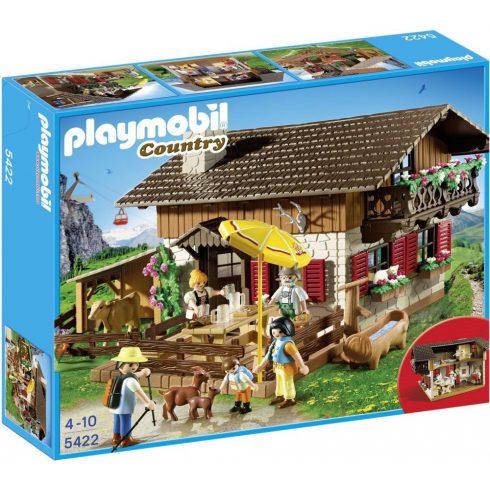 Playmobil Country 5422 Alpesi házikó