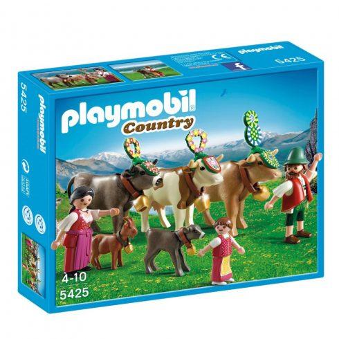 Playmobil Country 5425 Alpesi pásztorcsalád