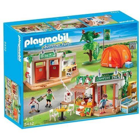 Playmobil Summer Fun 5432 Kemping