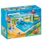 Playmobil 5433 Ugrótornyos élménymedence