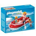 Playmobil 5439 Gumicsónakos pancsolás