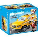 Playmobil 5470 Építkezésfelügyelői személyautó