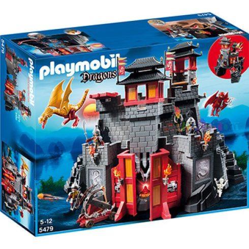 Playmobil Dragons 5479 Óriás ázsiai sárkánykastély