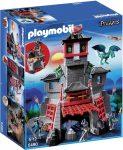 Playmobil 5480 Titkos sárkányerőd