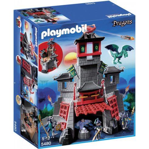Playmobil Dragons 5480 Titkos sárkányerőd