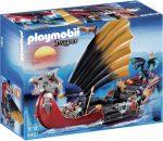 Playmobil 5481 Sárkánytestű hadihajó