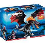 Playmobil 5482 Tűzokádó Lángtaraj LED toroktűzzel