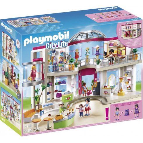 Playmobil City Life 5485 Bevásárló központ