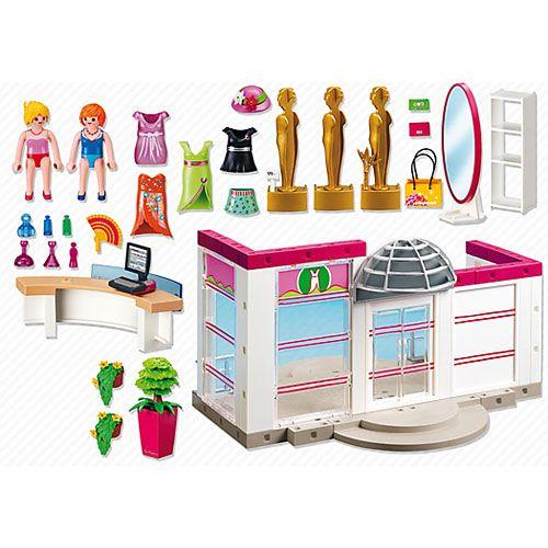 a52bb5e055 Playmobil 5486 Női ruházati üzlet - Kockaváros