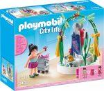 Playmobil 5489 Plázadekoráció és tervezője