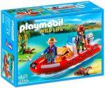 Playmobil 5559 Vidramentő motorcsónakkal